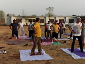 27PIC_YOGA_CAMP__BIET_JHANSI_21_JUNE_2018