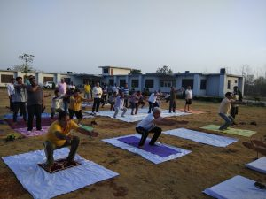 39PIC_YOGA_CAMP__BIET_JHANSI_21_JUNE_2018