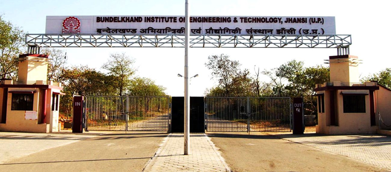 Bundelkhand Institute of Engineering & Technology, Jhansi