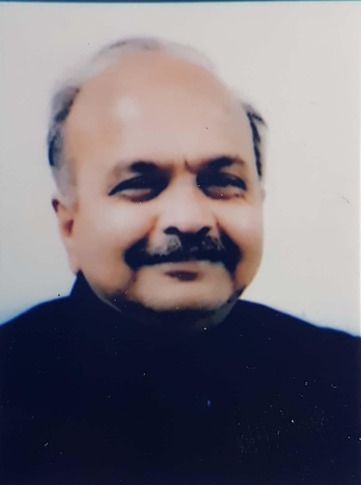 Prof. V. K. Tyagi
